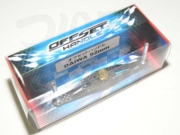 ZPI カーボンハンドル(ベイト) - オフセットハンドル #ゴールド ダイワ92mm OS92D-G
