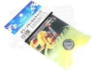 ZPI カラーメカニカルキャップ - MCS02 #ガンメタ MSC02-GM