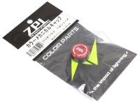 ZPI カラーメカニカルキャップ - MCD02 #レッド MCD02-R