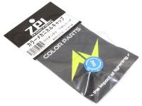 ZPI カラーメカニカルキャップ - MCD02 #ブルー MCD02-B