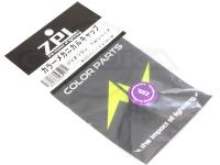 ZPI カラーメカニカルキャップ - MCD02 #パープル MCD02-P