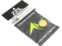 ZPI カラーメカニカルキャップ - MCD02 #ゴールド MCD02-G