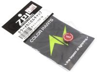ZPI カラーメカニカルキャップ - MCD03 #レッド 重量1.9g