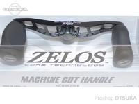 ZPI マシンカットハンドル - MCHB9278R #ブラック/ガンメタル 92mm 右巻用