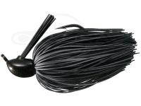 オーエスピー OSPジグ -  7g #F-01 ブラック ファインスカート