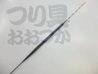 NARAフィッシング へらナイター浮子 - オーロラ2 - ボディー約17cm全灯