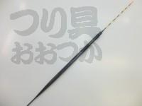 NARAフィッシング へらナイター浮子 - オーロラ2 - ボディー約19cm全灯