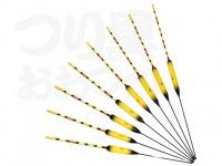 NARAフィッシング 高級へら浮子 - 超絶 - #10T\15XB7.5XF10.5cm