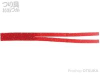 ニッコー化成 スーパーいかたん -  # ケイムラレッド ビッグ 5.9インチ