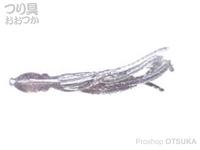 ニッコー化成 ニッコーワーム - スーパータコベイト #479 ケイムラドットグローオレンジ 2.5インチ