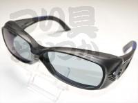 ジール セルフレームタイプ - クローダ #ガンメタル/ブラック F-1284 マスターブルー