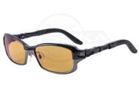 ジール セルフレームタイプ - ファントム #フレーム:ブラック/ガンメタル レンズカラー:ラスターオレンジ