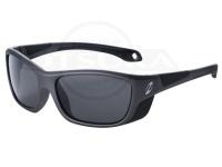 ジール セルフレームタイプ - キッズ01 フレーム:マットガンメタル/ブラック レンズ グレイ