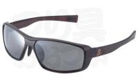 ジール バニーウォーク - BW-0202M フレーム:クリアブラウン レンズ グレー/シルバーミラー