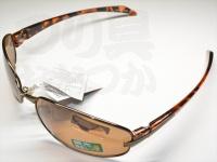 ツーシーム 偏光サングラス - TSC-F16 #ブラウン