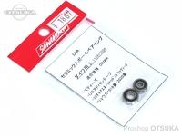 サワムラ ボールベアリング - IXA セラミック ダイワ用 - 1154+1034