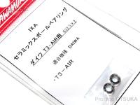 サワムラ ボールベアリング - IXA セラミック ダイワ用 - 632.5