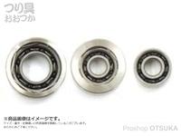 サワムラ IXAリールカスタムパーツ - IXA マイクロベアリングシステム シマノ用  1154+1034+733