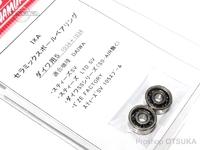 サワムラ ボールベアリング - IXA セラミック ダイワ用 - 1034+1034