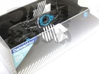 スタジオコンポジット RC-DC ベイトクランクハンドル - 86 XMノブコンプリート #スカイブルー  ダイワ・アブ適合モデル 86mm