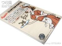 スタジオコンポジット 軽量カスタムパーツ -  ハンドルナット #ガンメタ シマノ 右巻用 Bタイプ