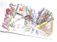バクシンルアーデザイン バクシンバズベイト -  3/8oz 右回転 #01 バクシンアユ 3/8oz