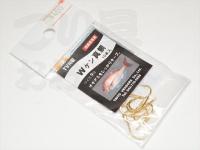 大洋ベンダーズ Wケン付真鯛 -  #ゴールド 9号