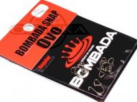 ボンバダアグア スナップ オーヴォ -  レギュラーパック - サイズ#1 強度35kg