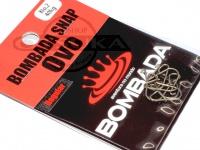 ボンバダアグア スナップ オーヴォ -  レギュラーパック - サイズ#2 強度40kg
