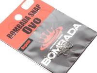 ボンバダアグア スナップ オーヴォ -  レギュラーパック - サイズ#0 強度24kg