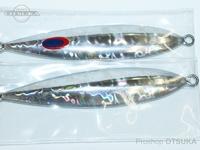 ディーパースファクトリー スロースキップ - VB 180g マグマ #シルバー 180g