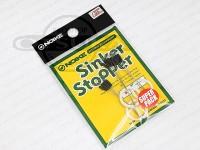 ノイケ シンカーストッパー -  スーパーパック #ブラック Sサイズ