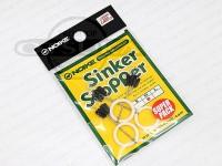 ノイケ シンカーストッパー -  スーパーパック #ブラック Mサイズ