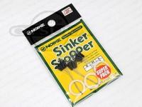 ノイケ シンカーストッパー -  スーパーパック #ブラック Lサイズ