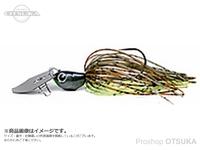 ノイケ カイシンブレード -  3/8oz #11グリーンパンプキン/チャート 3/8oz