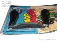 スタジオコンポジット RC-SC EXプラス - 88 カーボン R27XL #シルバー ダイワ/アブ&シマノ共用