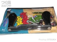 スタジオコンポジット RC-SC EXプラス -  108 カーボン R29XL #シルバー 108mm ダイワ/アブ・シマノ共用