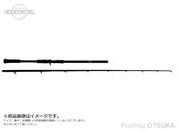 スタジオコンポジット パラドックス - 7102  7.10ft ルアーMAX:1oz ラインMAX:20lb