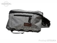 ディスタイル スリングタックルバッグ - Ver002 #チャコールグレー 素材:コーデュラナイロン