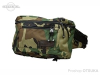 ディスタイル スリングタックルバッグ - Ver002 #カモ 素材:コーデュラナイロン
