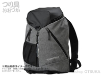 ディスタイル バッグ類 - クロストレック #チャコールグレー バックパック 20L