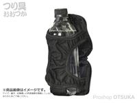 ディスタイル アクセサリー - パッカブルペットボトルホルダー #ブラック フリーサイズ