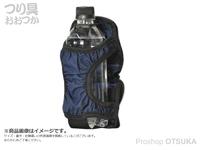 ディスタイル アクセサリー - パッカブルペットボトルホルダー #ネイビー フリーサイズ