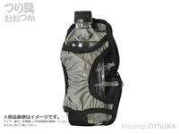 ディスタイル アクセサリー - パッカブルペットボトルホルダー #チャコールグレー フリーサイズ