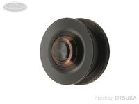 アベイル カーディナルスプール - リニューアルカーディナル3用浅溝スプールCD0450R #ブラウン 22g 4lb(0.157mm)約50m