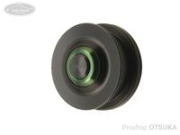 アベイル カーディナルスプール - リニューアルカーディナル3用浅溝スプールCD0450R #グリーン 22g 4lb(0.157mm)約50m