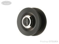 アベイル カーディナルスプール - リニューアルカーディナル3用浅溝スプールCD0450R #クロム 22g 4lb(0.157mm)約50m