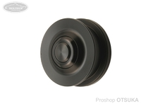アベイル カーディナルスプール - リニューアルカーディナル3用浅溝スプールCD0490R #ブラック 22g 4lb(0.157mm)約90m