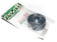 アベイル カーディナルスプール - リニューアルカーディナル3用浅溝スプールCD0590R #クロム 21g 5lb(0.177mm)約90m