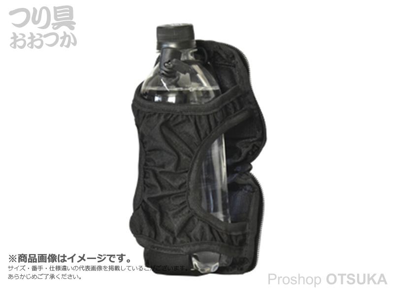 ディスタイル アクセサリー パッカブルペットボトルホルダー フリーサイズ #ブラック